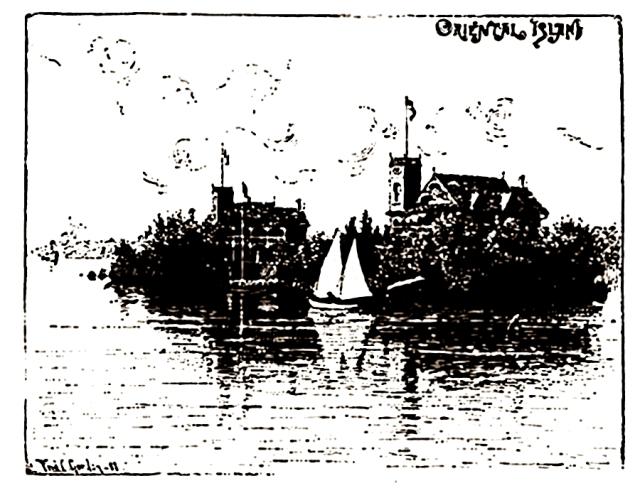 Oriental Island -brown- (Gordon 1888)
